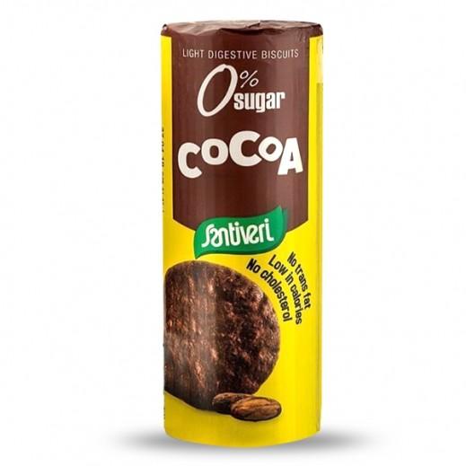 Santiveri Digestive Light Cocoa Sugar Free Biscuit 200 g