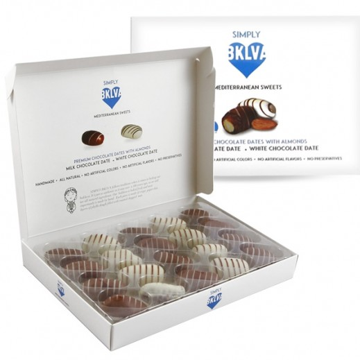 Simply Baklava Chocolate dates 350 g