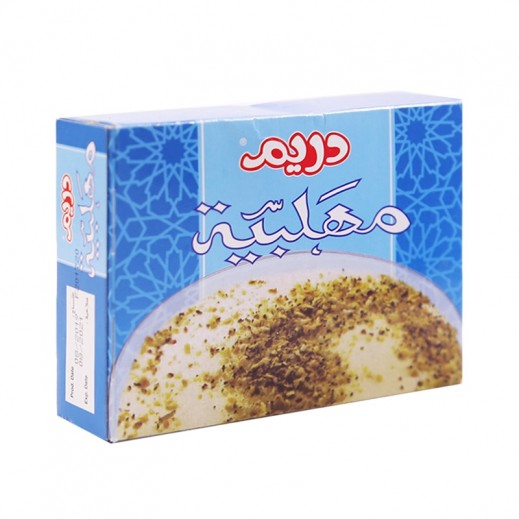 Dreem Muhallabeya Powder Vanilla 80 g