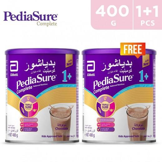 Pediasure Complete 1+ Chocolate (1-3 Years) 400 g (1+1 Free)