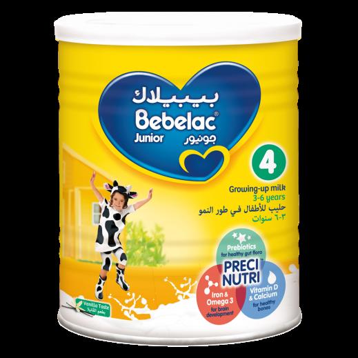 Bebelac Growing Up Milk Junior Stage 4 (3 - 6 Years) 900 g