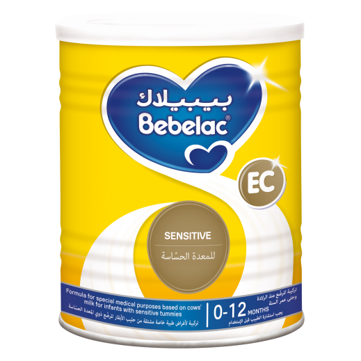 Bebelac Extra Care Digestive Discomfort Milk 400 g (From 0-6 Months)