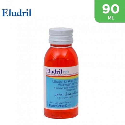 Eludril Mouthwash 90 ml