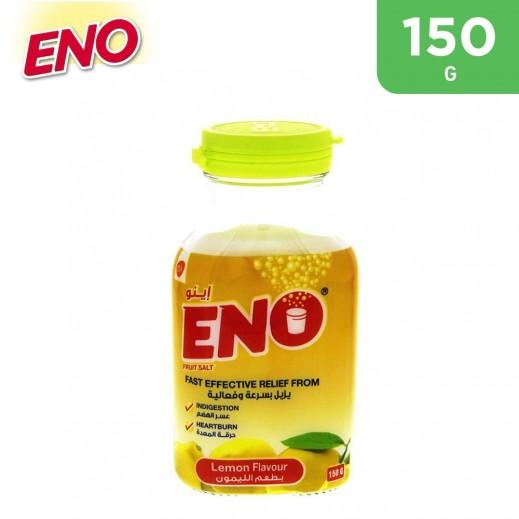ENO Fast Refreshing Relief From Stomach Upset Fruit Salt Lemon 150 g