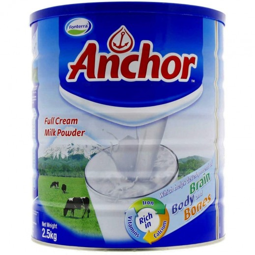 Anchor Premium Milk Powder 2.5 kg