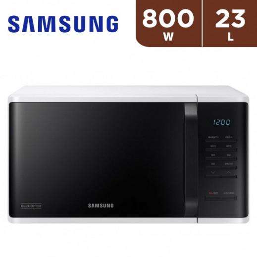 Samsung 800 W 23L Ceramic Enamel Microwave – White
