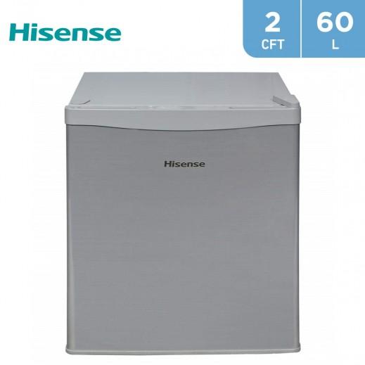 Hisense 60 L 2 Cft Single Door Refrigerator - Silver