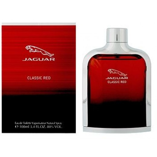 075a30e4b8882 Buy Jaguar Classic Red EDT For Him 100ml