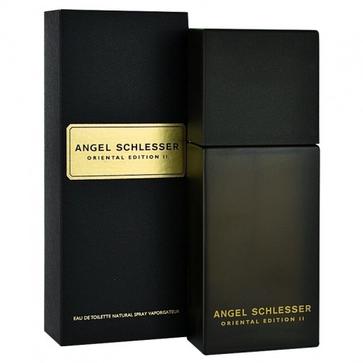 Angel Schlesser Oriental Edition II For Her EDT 100 ml