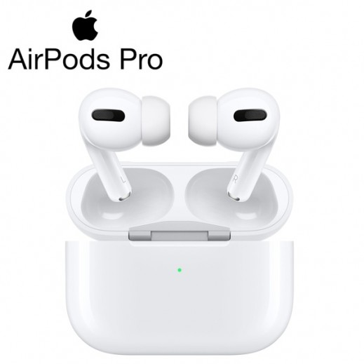 Apple Airpods Pro with Wireless Charging Case – White