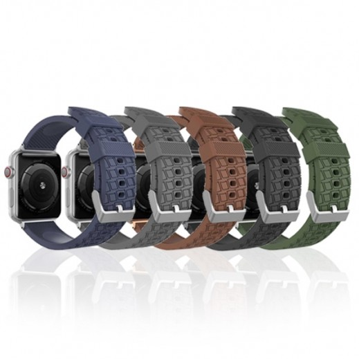 AHASTYLE Silicon Band for Apple Watch 42- 44mm