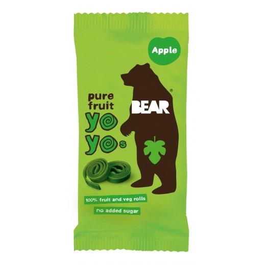 Bear Yoyo Apple Pure Fruit Rolls 20 g
