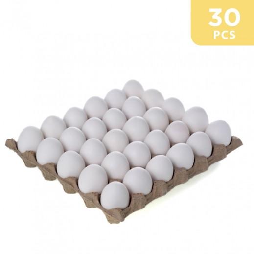Wara Fresh Eggs Medium (50/60) 30 Pcs