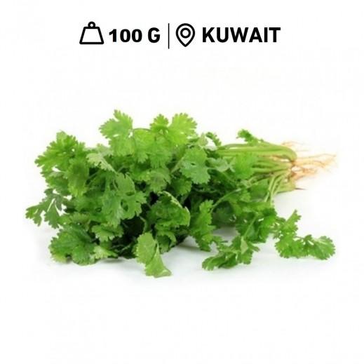 Fresh Kuwaiti Coriander (100 g Approx.)