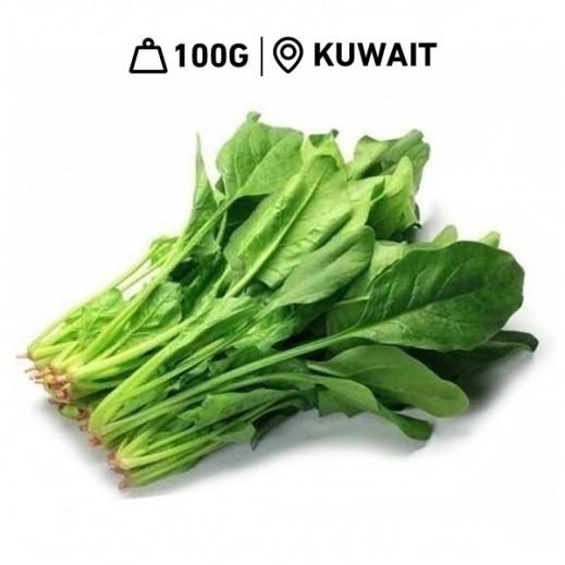 Fresh Kuwaiti Spinach (100 g Approx.)