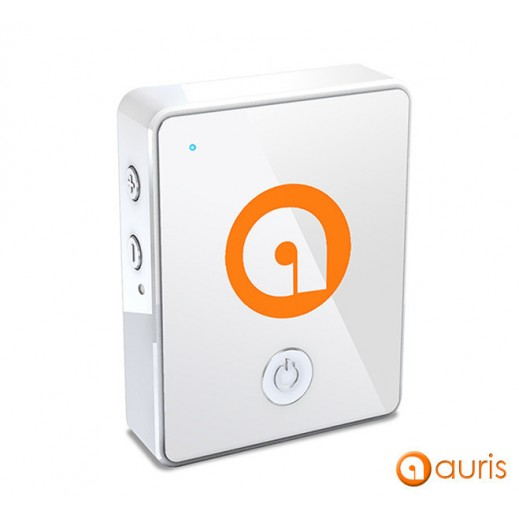 Auris Bluetooth Music Receiver - Arctic White