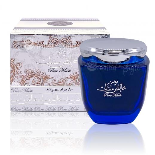 Ard Al Zaafaran Pure Musk Bakhoor 80 g