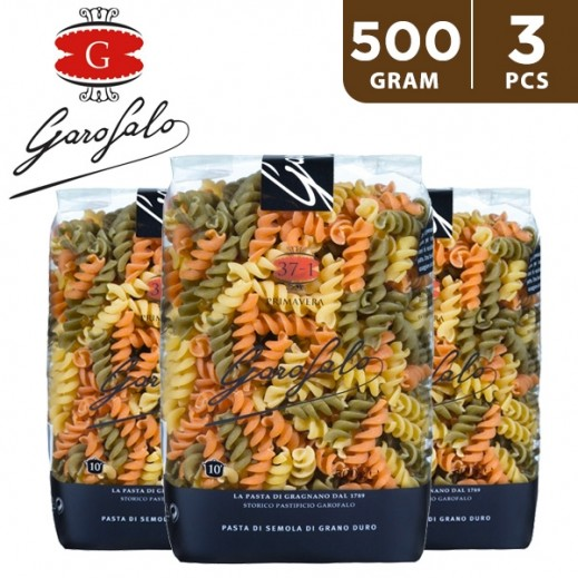 Garofalo Primvera Dry Pasta 3x500 g