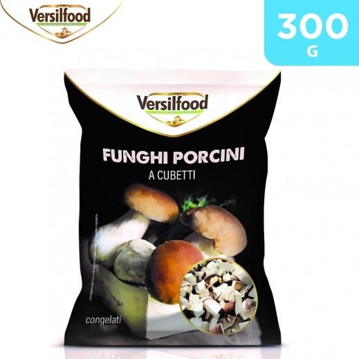 Versil Food Frozen Funghi Porcini Mushroom In Cubes 300 g