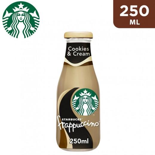 Starbucks Frappuccino Cookies & Cream Coffee 250 ml
