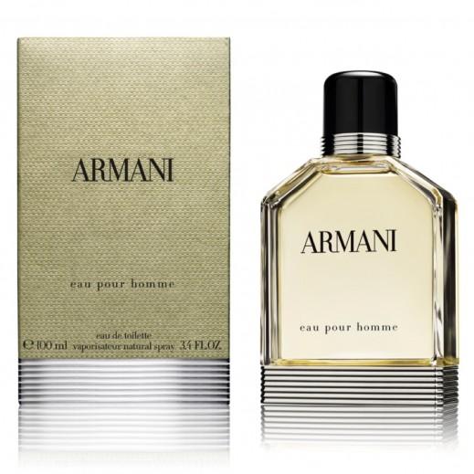 Armani Eau Pour Homme For Him EDT 100 ml
