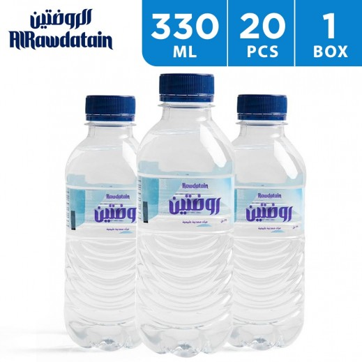 Rawdatain Natural Mineral Water 20 x 330 ml
