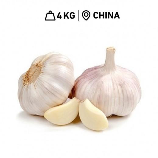 Fresh Chinese Garlic (4 kg Approx.)