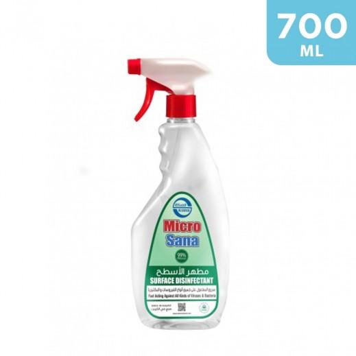Al Sanea Micro Sana Surface Disinfectant Spray 700 ml