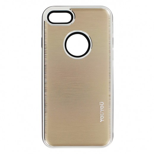 YouYou Back cover Case For iPhone 7 Gold