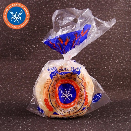 Kuwait Flour Mills Light White Bread 300 g