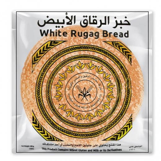 KFM Rugag White Bread 300 g
