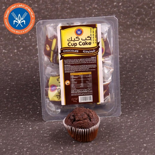 KFM Chocolate Cup Cakes 4 Cups 450 g