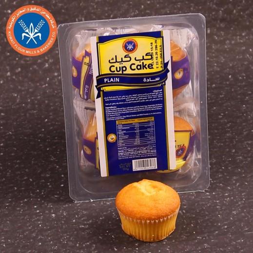 KFM Plain Cup Cakes 4 Cups 450 g