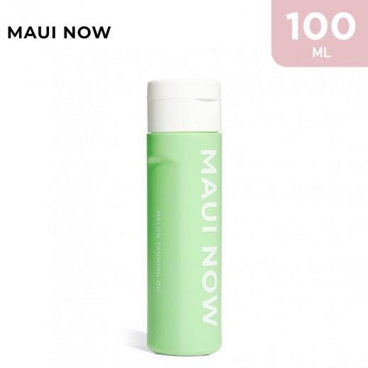 Maui Now Melon Tanning Oil (100 ml)