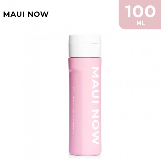Maui Now Golden Glow Tanning Oil (100 ml)