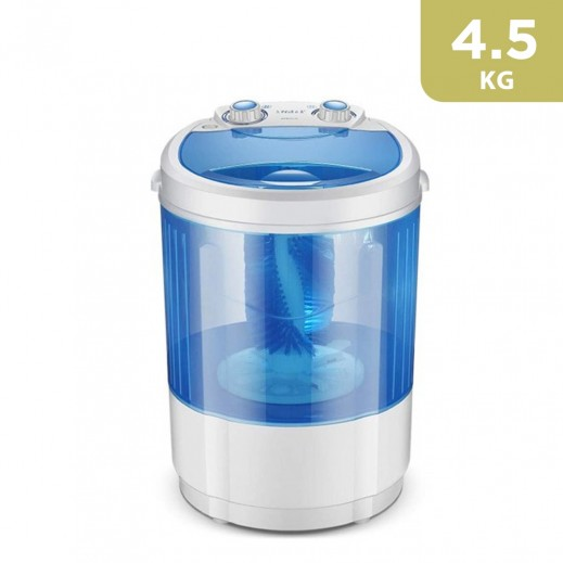 Smart Shoes Washing Machine 4.5Kg - Blue