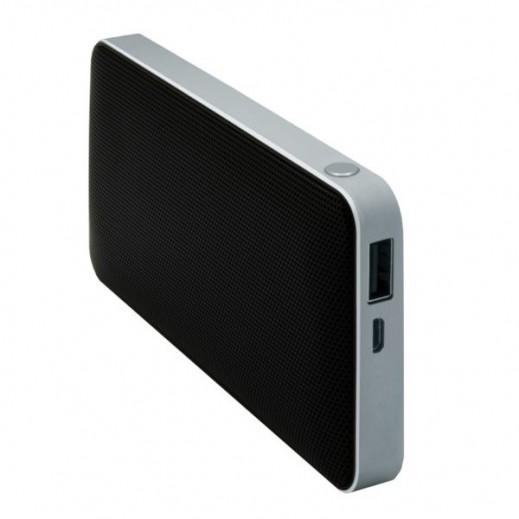 BD Melody' B1 Bluetooth Speaker with 2,000 mAh Power Bank  - Black
