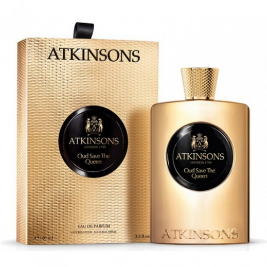 Atkinsons Oud Save The Queen For Her EDP 100 ml