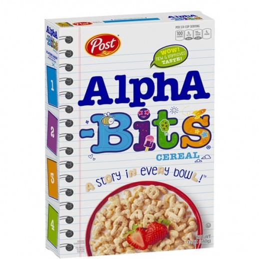 Post Cereals Alpha Bits 340 g