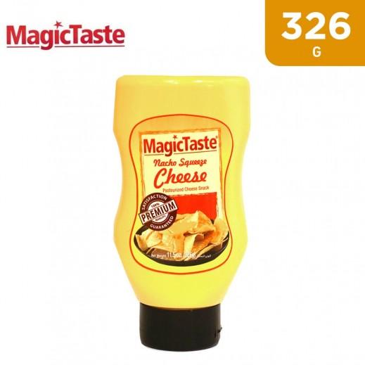 Magic Taste Nacho Squeeze Cheese 326 g