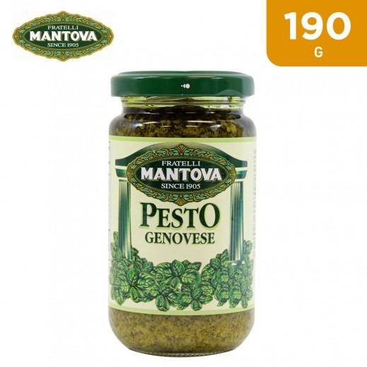 Mantova Genovese Basil Pesto 190 g