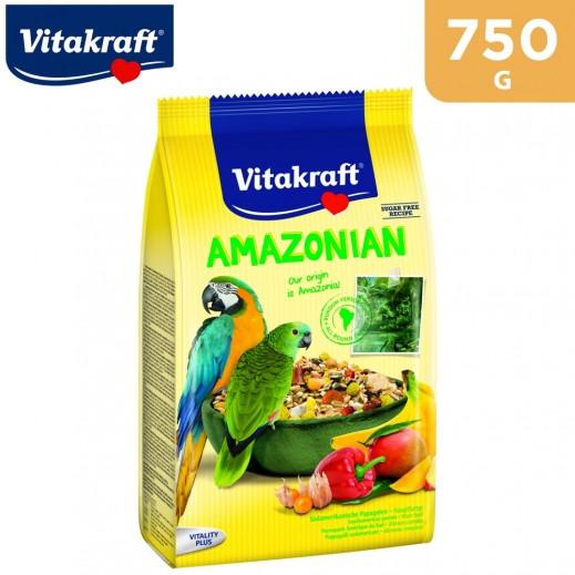 VitaKraft Parrot Amazonian Bird Food 750 g
