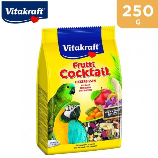 VitaKraft Parrot Frutti Cocktail Bird Food 250 g