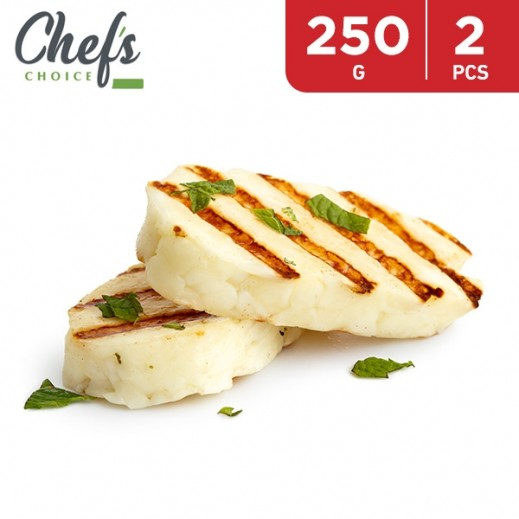 Chefs Choice Halloumi  Cheese 2 x 250 g (Special Price)