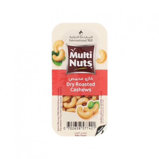 International Mill Dry Roasted Cashews 20 g