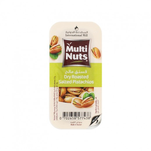 International Mill Roasted & Salted Pistachio 20 g