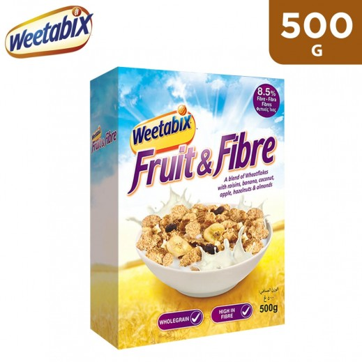 Weetabix Fruit & Fibre 500 g