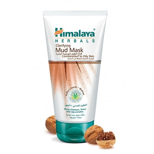 Himalaya Clarifying Mud Face Mask 150 ml