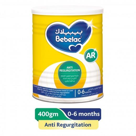 Bebelac Anti-Regurgitation Milk (From Birth Onwards) 400 g