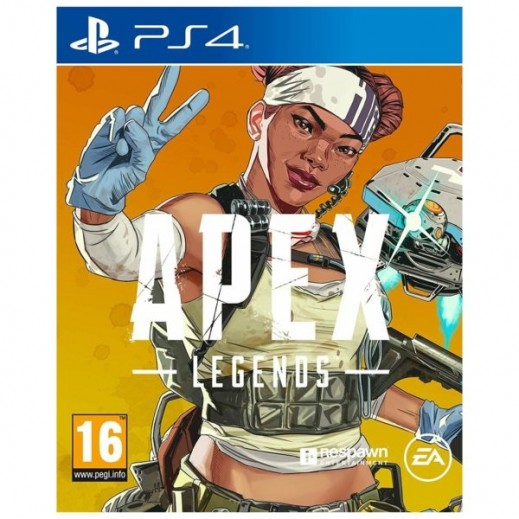 Apex Legends Lifeline Edition for PS4 – PAL